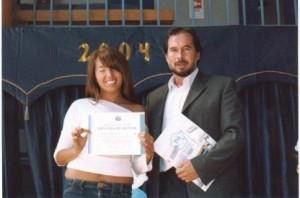Carla Escudero 2004