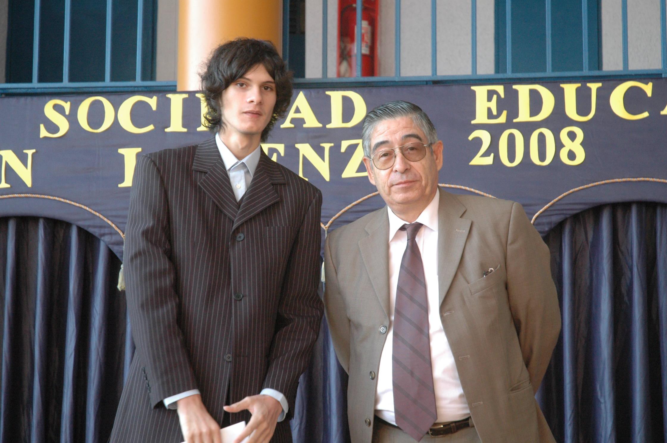 Cristian Huerta 2008
