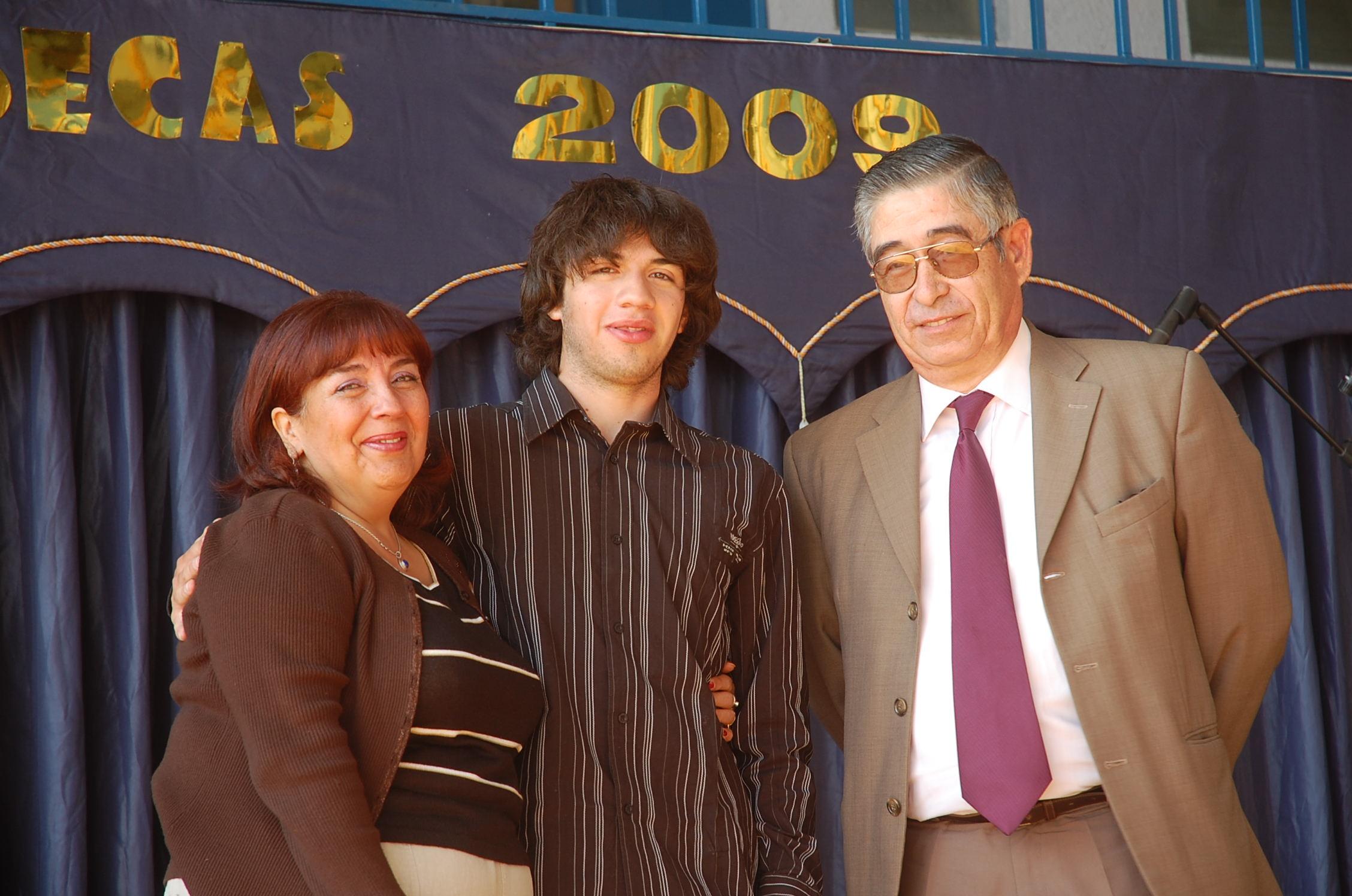 Patricio Aguirre 2009