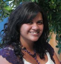 Magdalena Miranda. Kinesióloga.